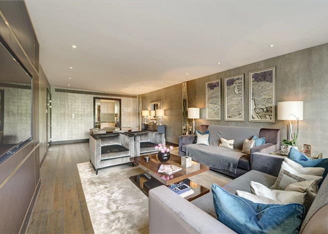 2 Bedroom Flat For In Knightsbridge London Sw7