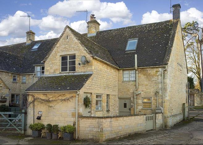 house for sale in Stonehouse Cottages, Lower Swell, Cheltenham