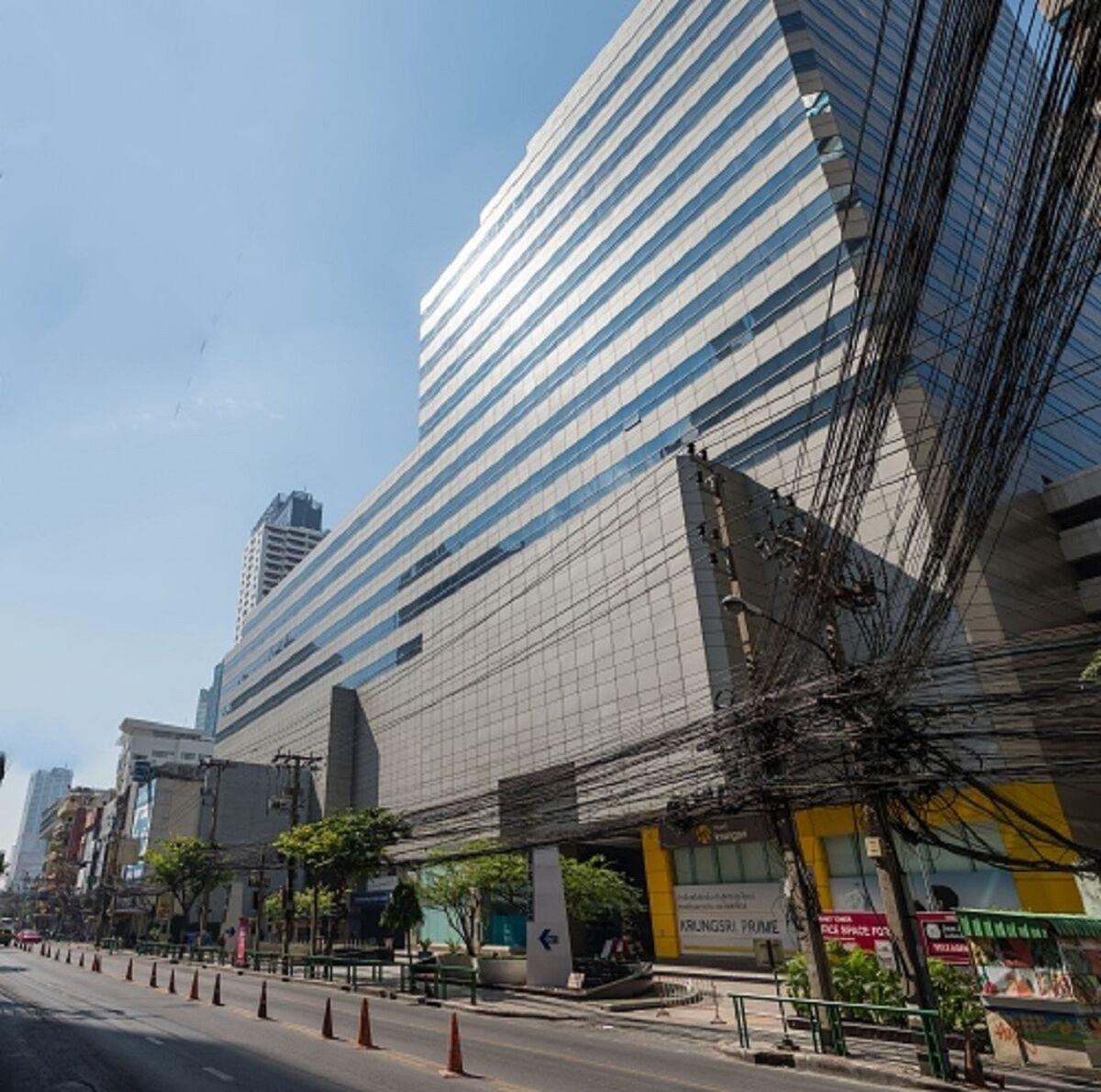 อสังหาริมทรัพย์ให้เช่า - อาคารเสริมมิตร ถนนสุขุมวิท แขวงคลองเตยเหนือ