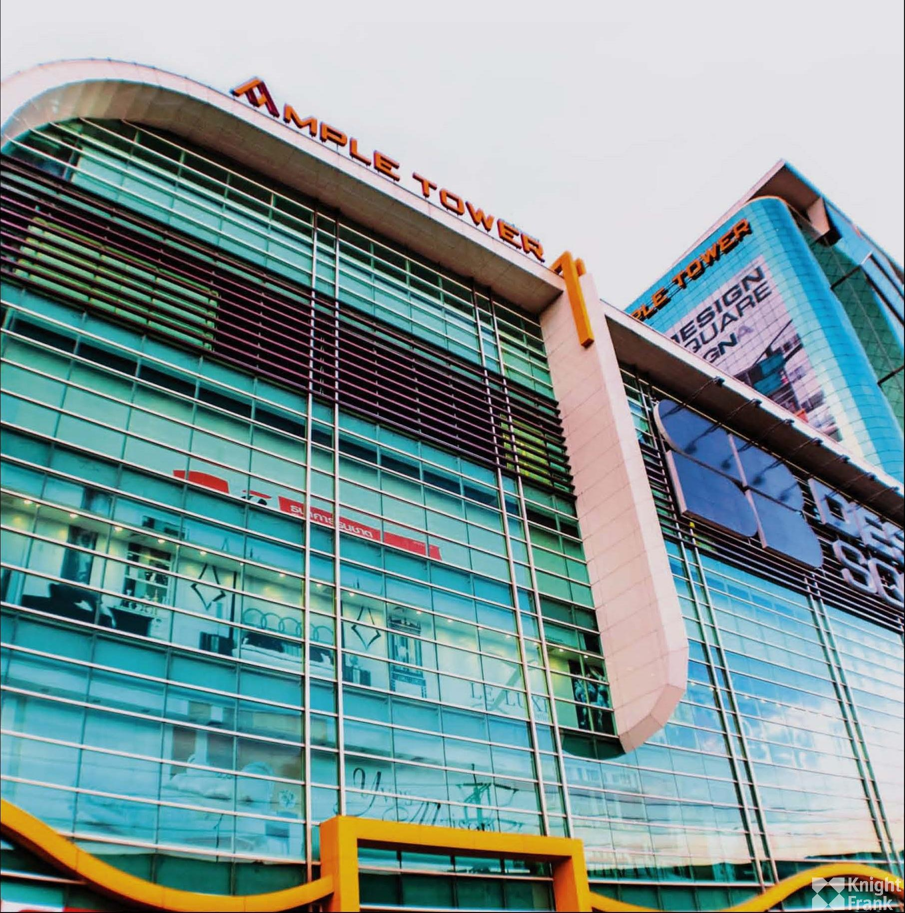 Office to rent in Ample Tower, Bangna-Trad Rd - THOF0389