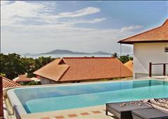 Phuket Villa, Modern Tranquility Sea View for Sales