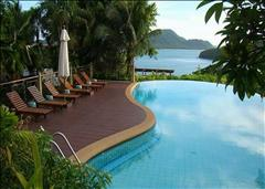 Phuket Villa,Sea View House in a Tropical Park for Sales