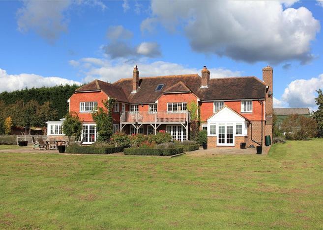 7 8 Bedroom House For Sale In Rye Road Boxhurst Sandhurst Cranbrook Kent Tn18