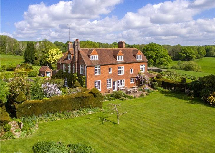 Houses For Sale With Tennis Courts In The Uk Knight Frank Uk
