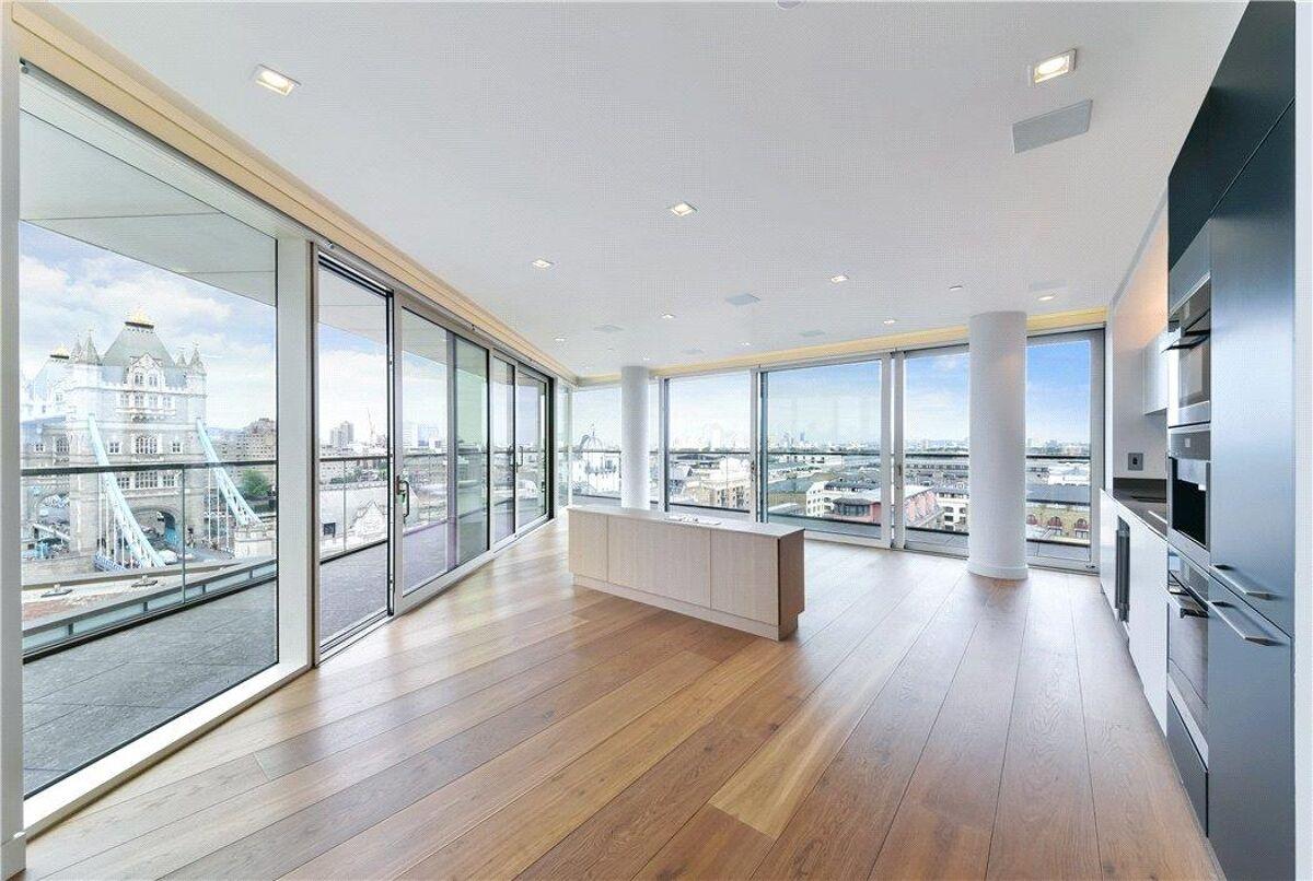 flat for sale in Tudor House, One Tower Bridge, Duchess ...