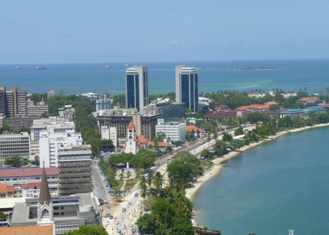 Apartment For Sale In The Pspf Tower Sokoine Drive Dar Es