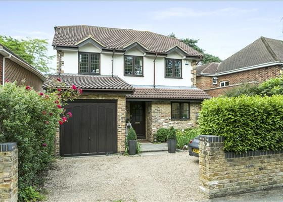 Princes Road, Weybridge, Surrey, KT13