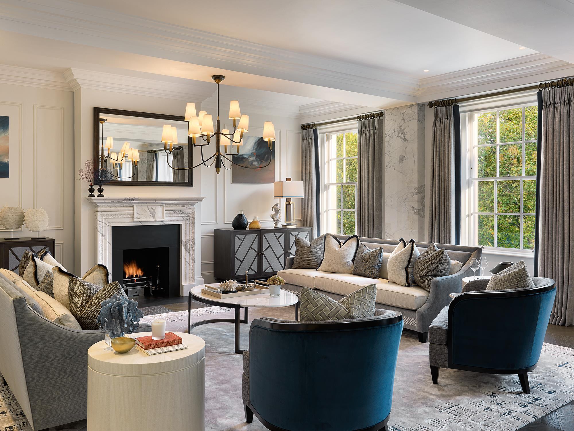 flat for sale in Grosvenor Square, Mayfair, London, W1K ...
