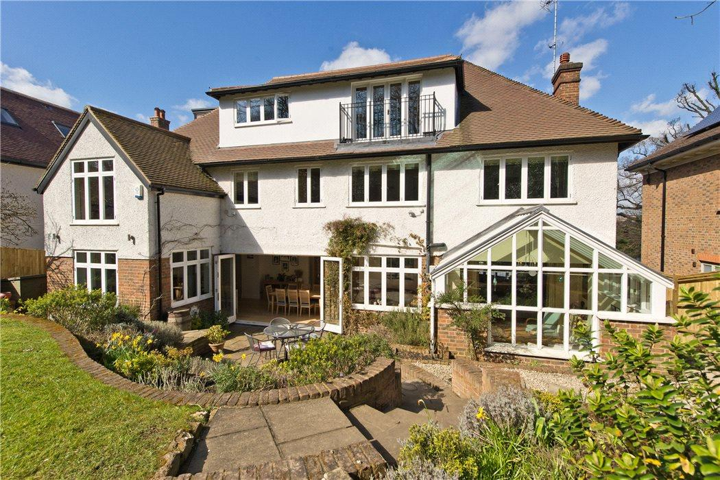 6 Bedroom House For Sale In Home Park Road Wimbledon London SW19