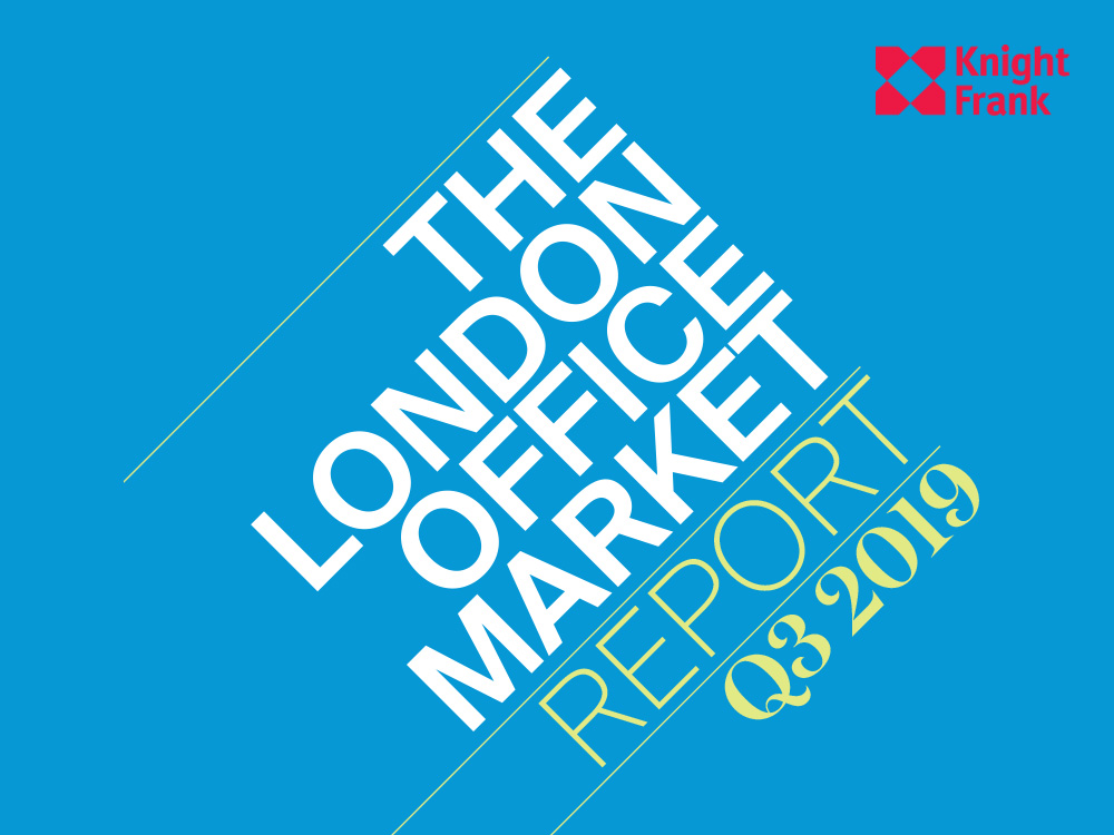 The London Office Market ReportThe London Office Market Report - Q3 2019