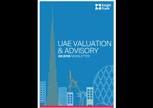 UAE Valuation & Advisory NewsletterUAE Valuation & Advisory Newsletter - Q3 2018