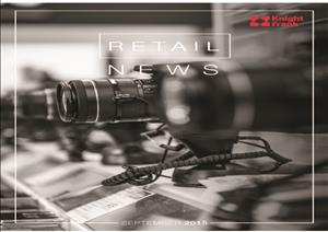Retail Newsletter September 2015Retail Newsletter September 2015 - Issue 1