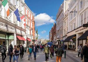 Grafton Street Market AnalysisGrafton Street Market Analysis - 2016