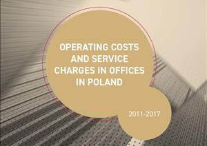 Operating Costs and Service Charges in Office PropertiesOperating Costs and Service Charges in Office Properties - 2011-2017