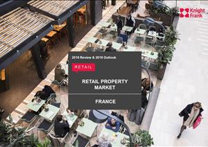 Retail Property Market in France - Q4 2018Retail Property Market in France - Q4 2018 - Febuary 2019