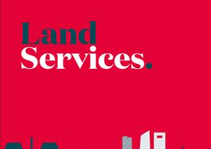 Land Services BrochureLand Services Brochure - May 2019