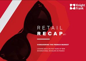 Retail Recap #1Retail Recap #1 - May 2019
