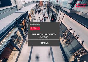 The Retail Property Market - First half 2019The Retail Property Market - First half 2019 - July 2019