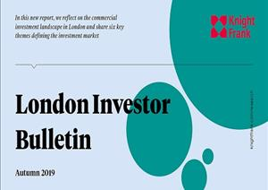 London Investor BulletinLondon Investor Bulletin - Autumn 2019