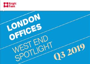 London Offices West End SpotlightLondon Offices West End Spotlight - Q3 2019