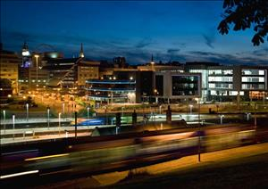 UK Cities: Sheffield OfficesUK Cities: Sheffield Offices - Q1 2012