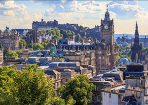 Edinburgh City IndexEdinburgh City Index - Q2 2018