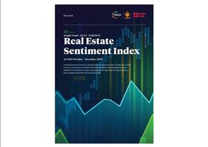 Knight Frank FICCI NAREDCO India Real Estate Sentiment IndexKnight Frank FICCI NAREDCO India Real Estate Sentiment Index - Real Estate Sentiment Index Q4 2019 (October - December 2019)