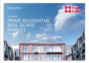 Moscow Residential Real Estate MarketMoscow Residential Real Estate Market - H1 2019