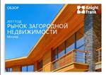 Рынок загородной недвижимости. МоскваРынок загородной недвижимости. Москва - 2017