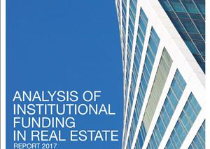 Analysis of Institutional Funding in Real Estate - Analysis of Institutional Funding in Real Estate